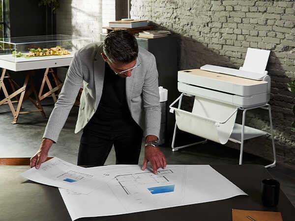 HP wprowadza na rynek nowe plotery DesignJet, przeznaczone dla architektów, inżynierów oraz innych kreatywnych twórców
