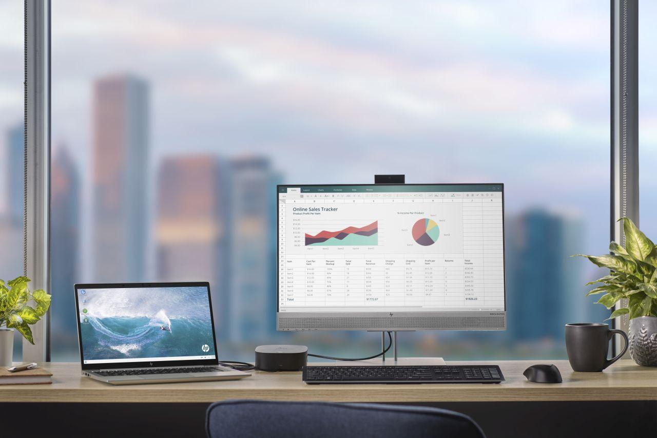 HP rozwija ofertę urządzeń Thin Client dostosowanych do pracy w chmurze