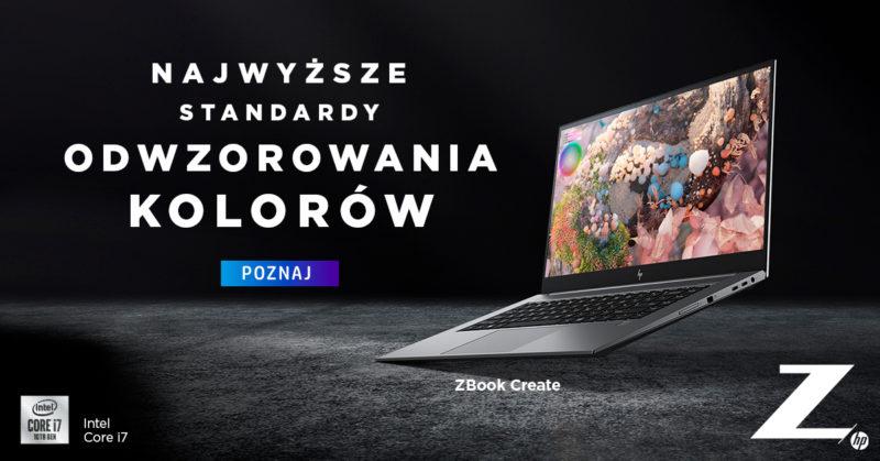 HP ZBook Create 1