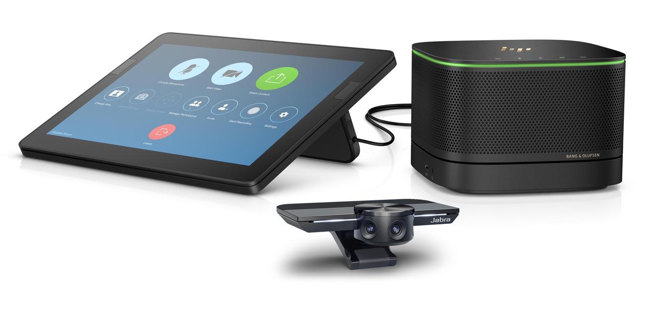 """Jabra i HP współpracują nad wszechstronnym rozwiązaniem do telekonferencji w ,,nowej normalności"""""""