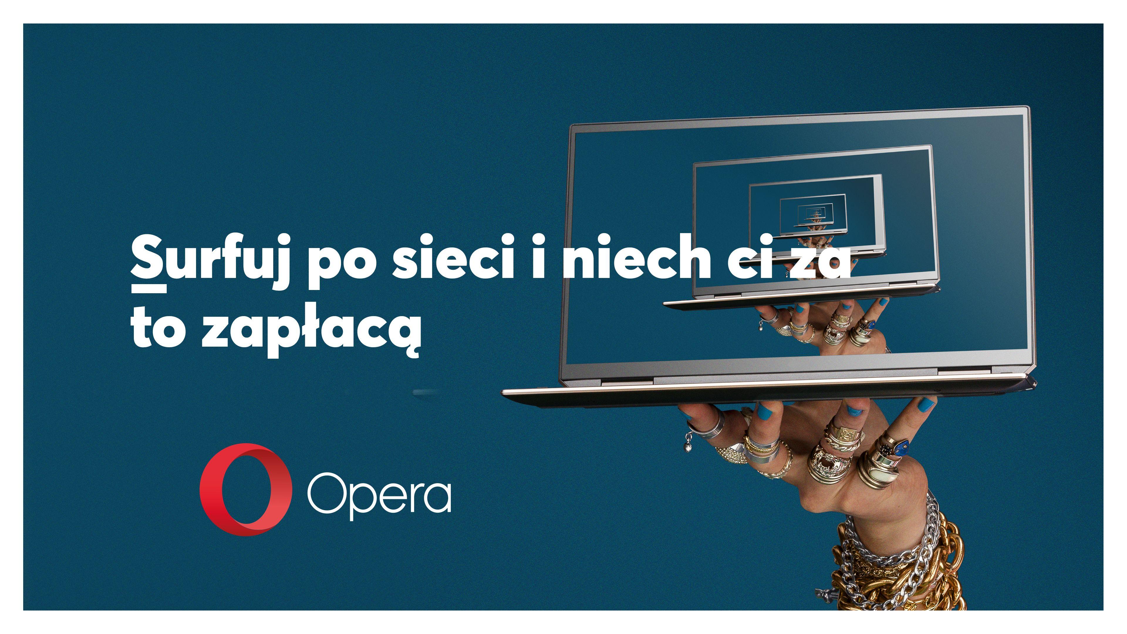 """Przeglądarka Opera oferuje wymarzoną posadę: szuka """"surfera internetu"""""""
