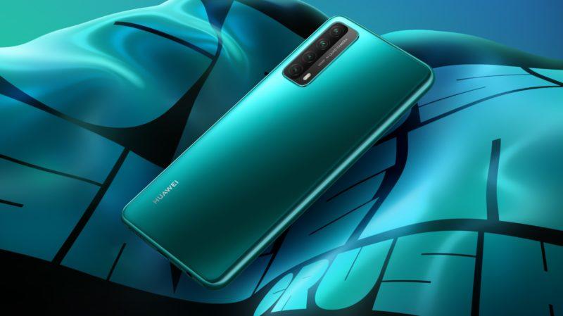 Stylowy smartfon Huawei P smart 2021 debiutuje na polskim rynku