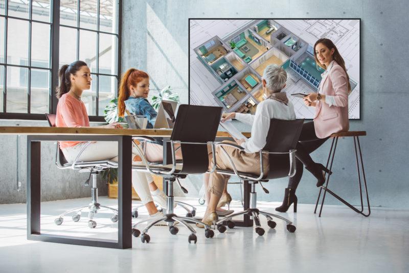 Nowe serie profesjonalnych monitorów 4k firmy Panasonic