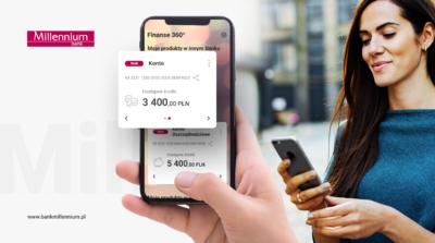 Kolejna nowość w ramach otwartej bankowości – Bank Millennium jako pierwszy dodaje Citibank do swojej bankowości elektronicznej