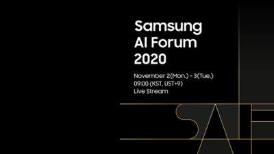 Samsung AI Forum 2020: jaka jest przyszłość sztucznej inteligencji?