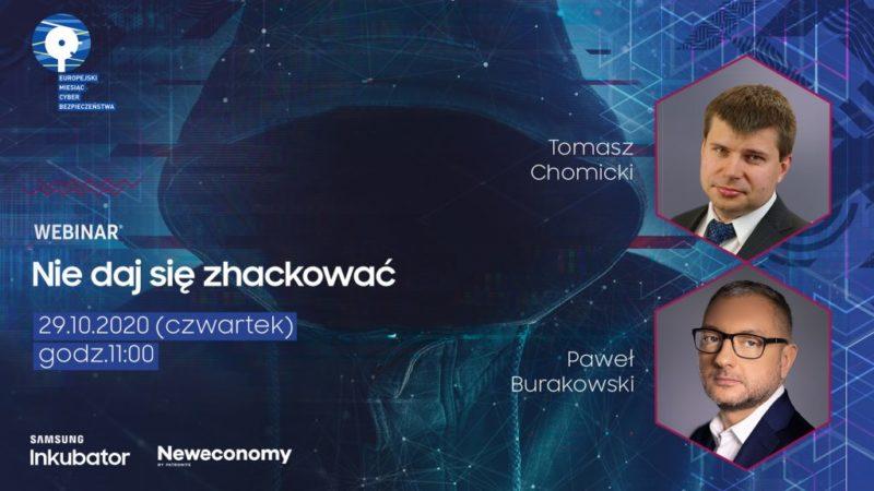Trwa European Cybersecurity Month – nie daj się zhackować