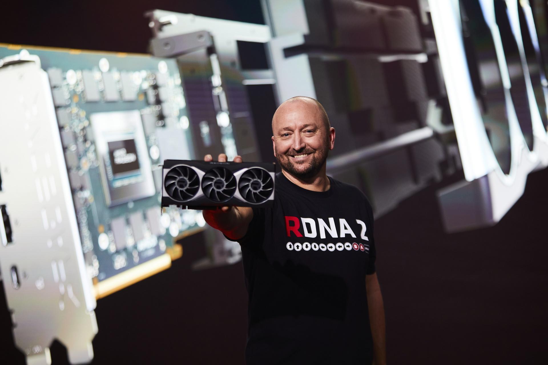 AMD prezentuje karty graficzne Radeon RX 6000