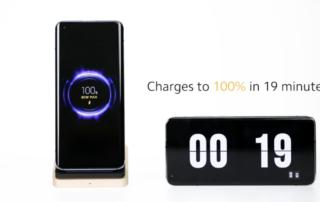 Xiaomi prezentuje 80W ładowanie bezprzewodowe
