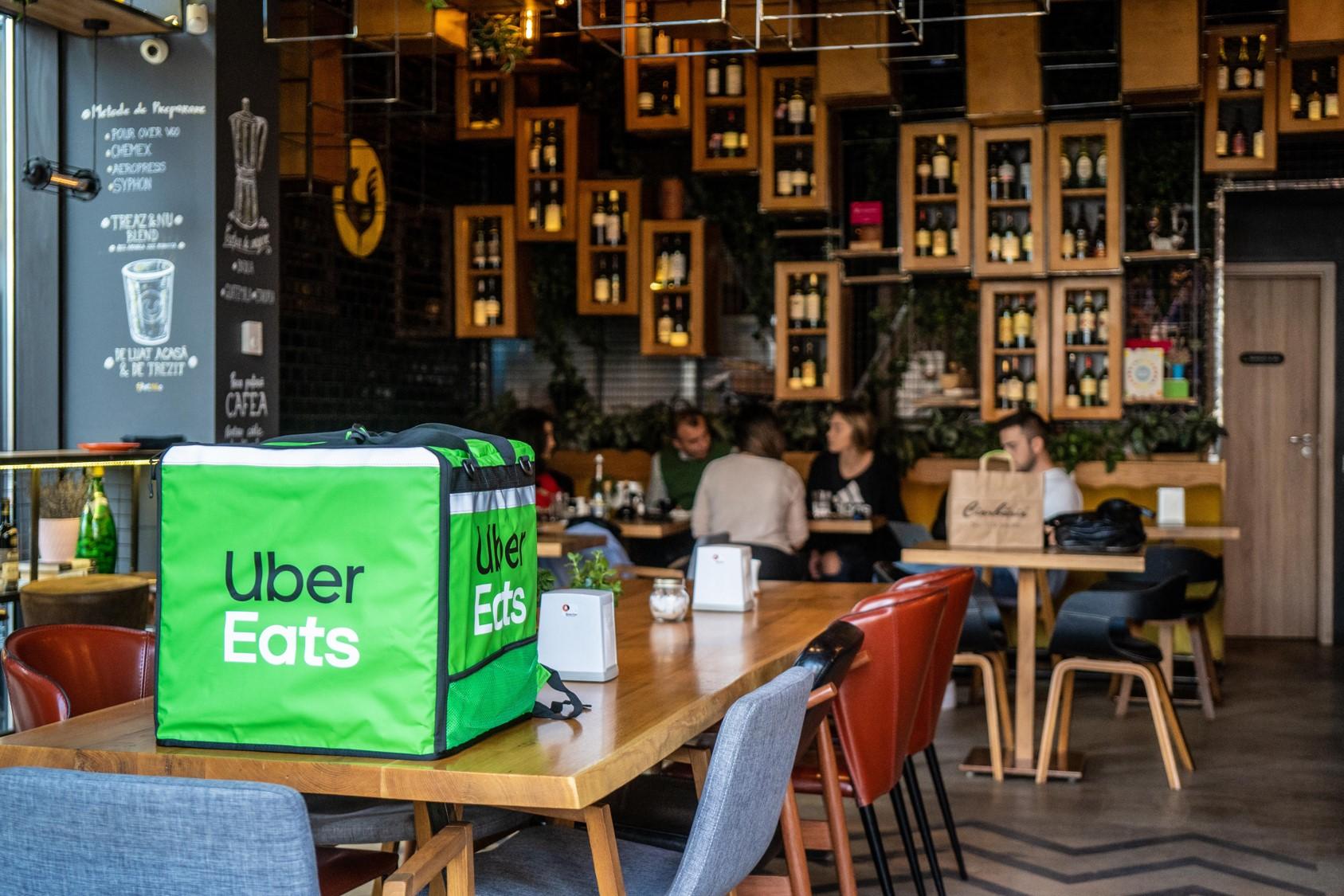 Co kupujemy przez aplikację – Uber Eats zagląda do koszyków
