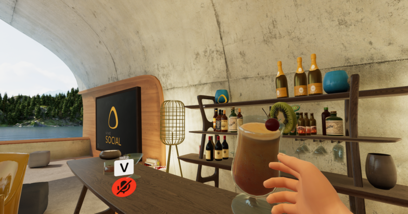 Vive Social   cocktail