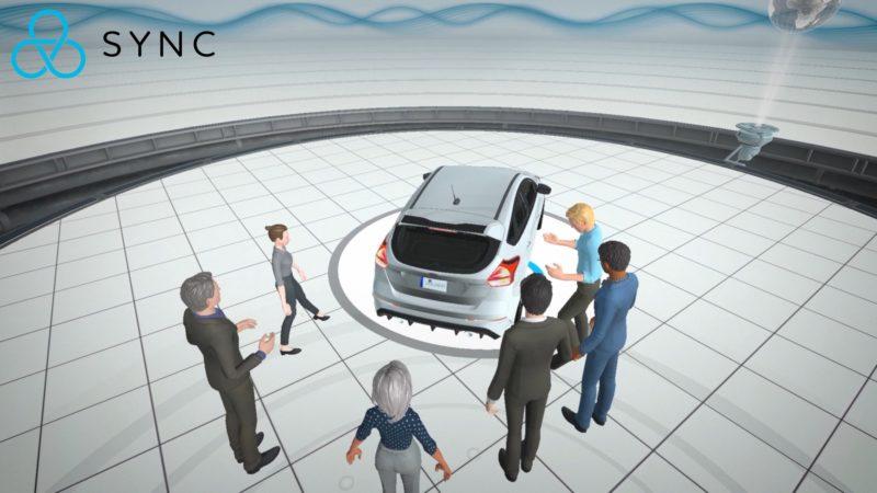 Vive Sync   car discussion