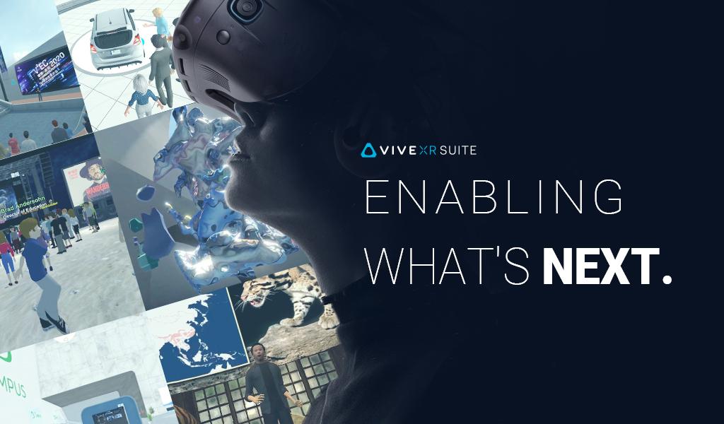 HTC prezentuje ekosystem aplikacji i narzędzi biznesowych Vive XR Suite, do pracy i nauki zdalnej oraz wyznacza nowy standard interakcji między użytkownikami komputerów, telefonów i zestawów VR