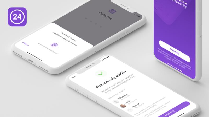 Play prezentuje nową, udoskonaloną wersję aplikacji Play24