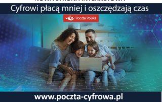 Poczta Polska na swoje 462. urodziny wprowadza kolejne udogodnienie dla klientów online