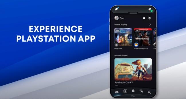 Aktualizacja aplikacji PlayStation – nowy układ interfejsu użytkownika, zintegrowany PS Store i wiadomości, a także obsługa rozmów głosowych