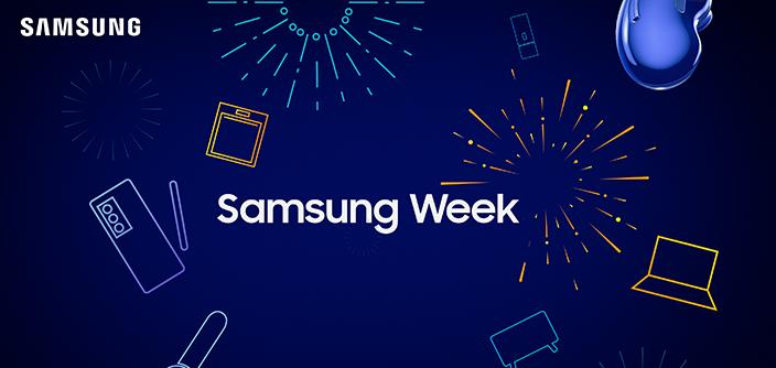 Samsung Week – ostatni moment, by wziąć udział w tygodniu promocji na produkty Samsung Galaxy
