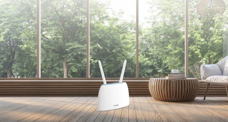 Tenda 4G09 - najnowszy dwupasmowy router WiFi 4G+ LTE AC1200