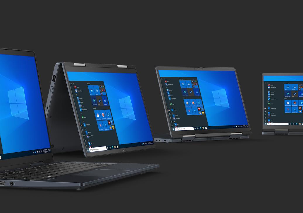 DYNABOOK prezentuje najlżejszy na świecie 13-calowy konwertowalny laptop z procesorami Intel® jedenastej generacji - PORTÉGÉ X30W-J