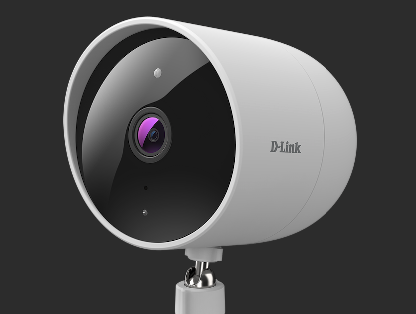 Nowa kamera mydlink Smart D-Linka do monitoringu wewnątrz i na zewnątrz pomieszczeń