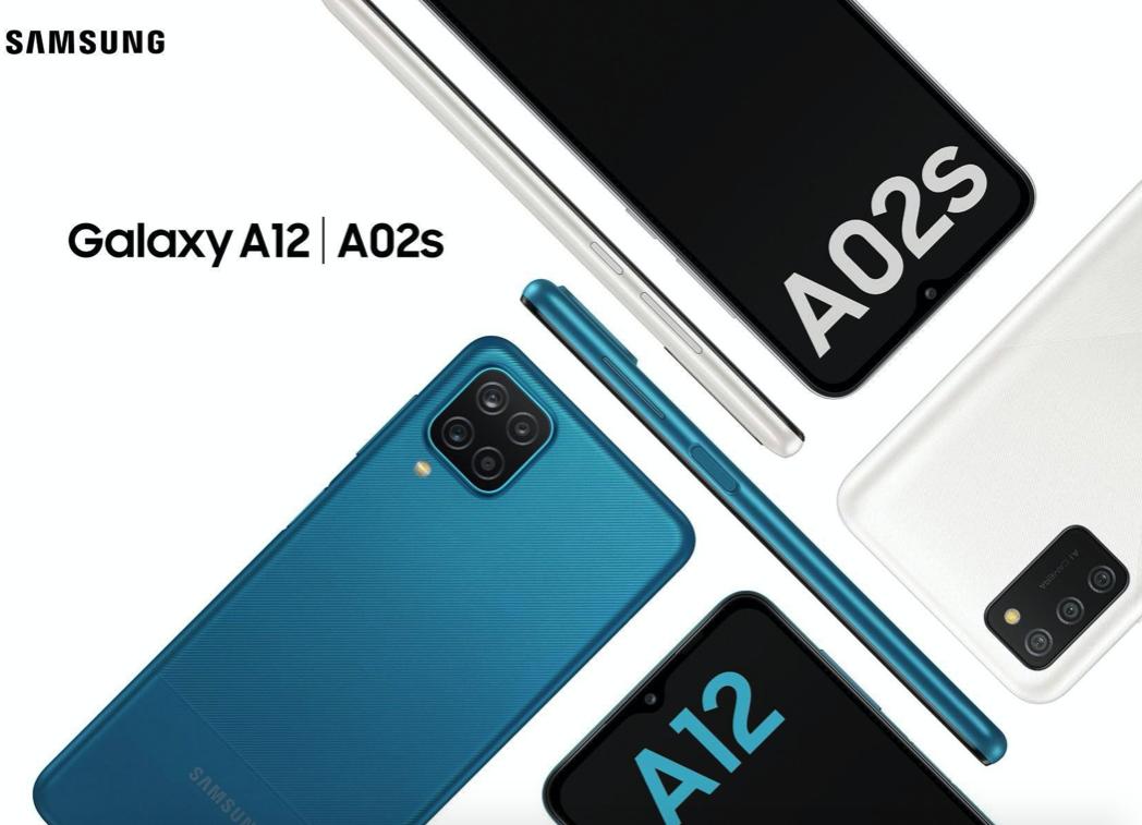 Galaxy A12 i Galaxy A02s na rok 2021 – innowacje w doskonałej cenie