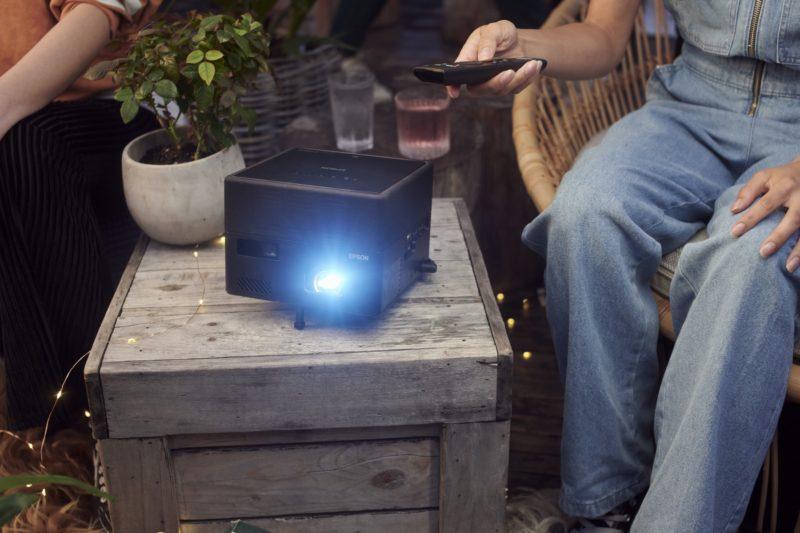 Epson wprowadza na rynek nowe projektory laserowe dla domu