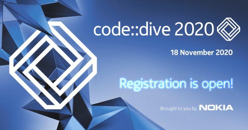 Zanurkuj w kodzie online – konferencja programistyczna code::dive