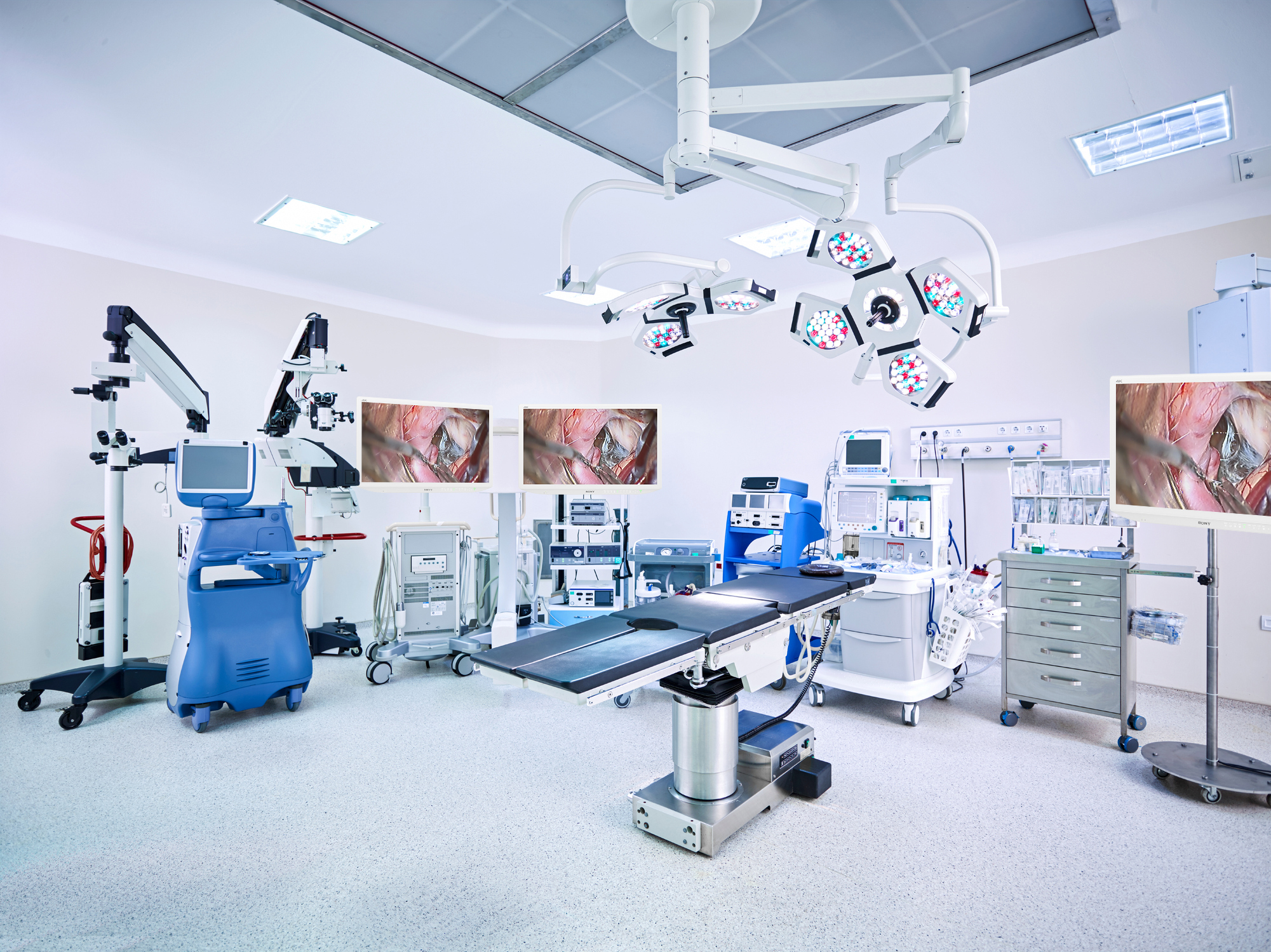 Platforma do obsługi obrazów medycznych Sony NUCLeUS zyskuje nowe funkcje pozwalające na zdalną obserwację pacjentów