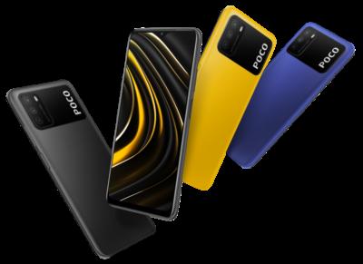 POCO prezentuje nowy model POCO M3