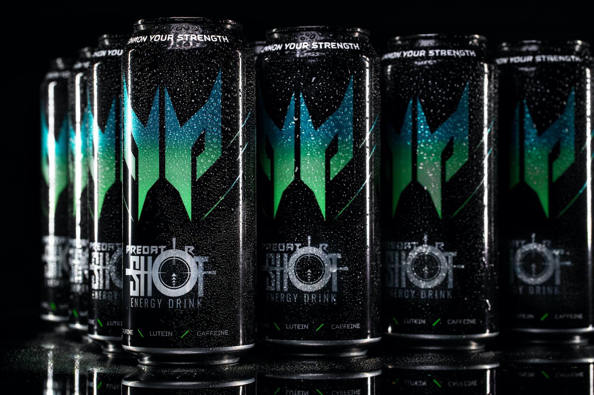 Marka Acer wprowadza na polski rynek napój energetyczny
