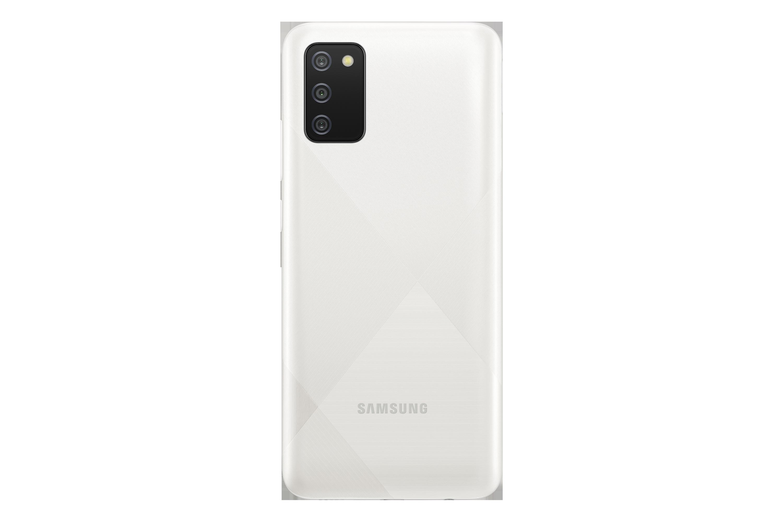 SM A025 Global Galaxy A02s White Back