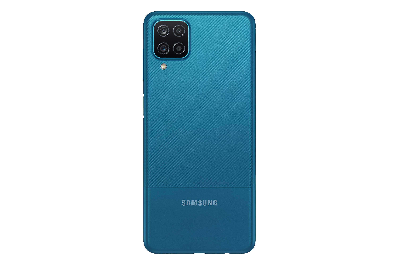 SM A125 Galaxy A12 Blue Back
