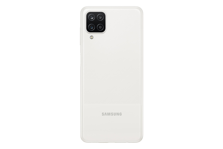 SM A125 Galaxy A12 White Back