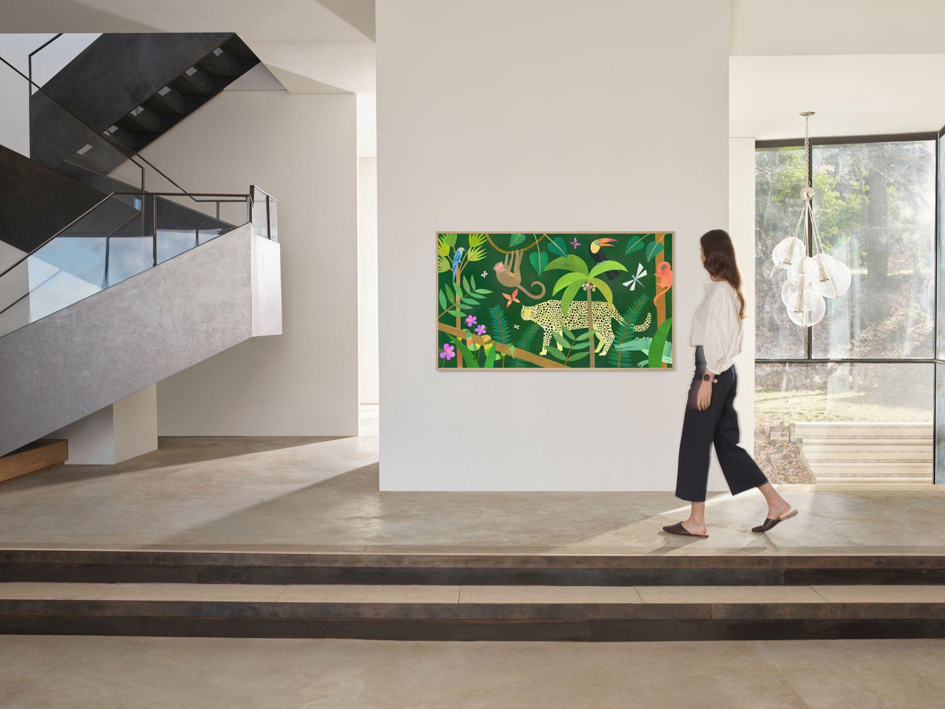 The Frame oferuje nowe obrazy pełne kolorów