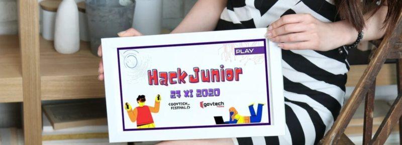 Play partnerem konkursu HackJunior