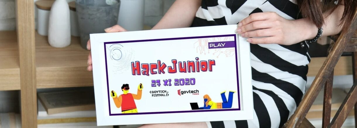 Play partnerem konkursu HackJunior