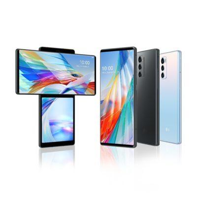 LG WING już w Polsce – Smartfon o zupełnie nowych możliwościach