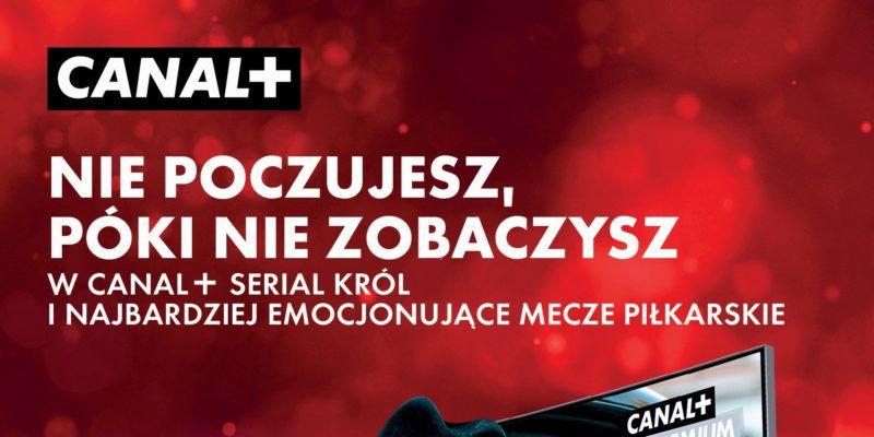 Ruszają świąteczne promocje CANAL+ z dekoderami 4K za 1 zł
