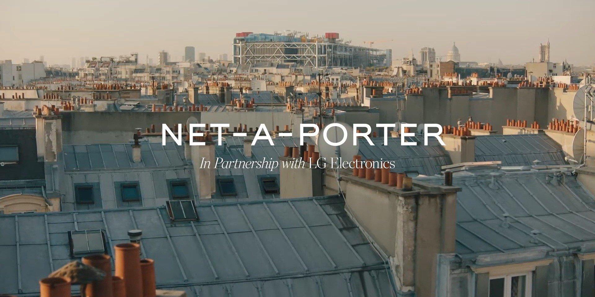 Firmy LG i NET-A-PORTER wprowadzają zrównoważoną kolekcję ubrań