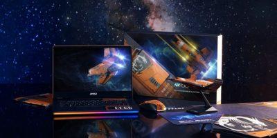 Laptop MSI GE66 Dragonshield inspirowany statkiem kosmicznym już dostępny w Polsce