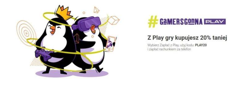 Cyber Monday w Kinguin dla klientów Play