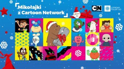 Mikołajki z Cartoon Network w Cyfrowy Polsat GO