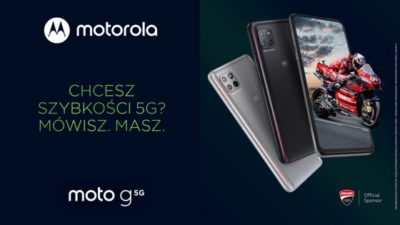 moto g 5G i moto g9 power – smartfony o niesamowitej szybkości połączeń i żywotności baterii