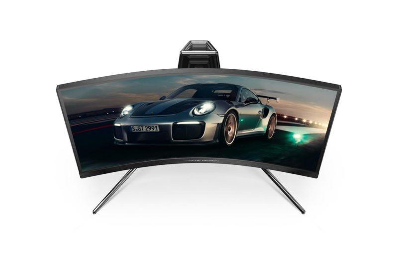 Porsche Design i AOC przedstawiają monitor QHD 240 Hz