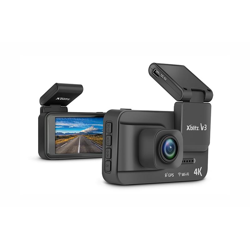Xblitz Professional V3 Magnetic - nowy wideorejestrator z bestsellerowej serii