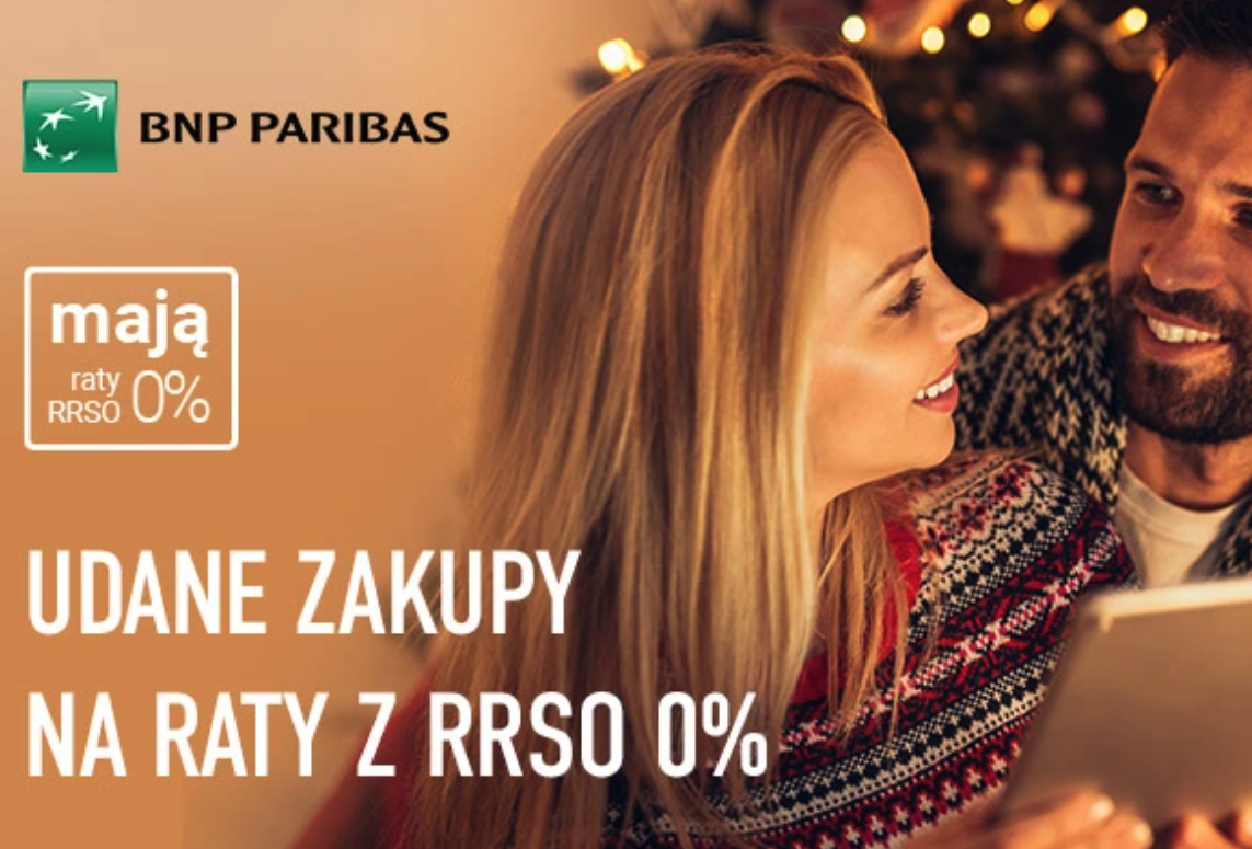 Raty Od.nowa – produkt Banku BNP Paribas dostępny na Allegro