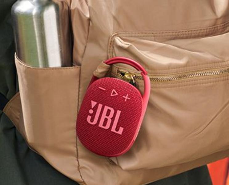 Niebanalny głośnik Bluetooth – JBL Clip 4