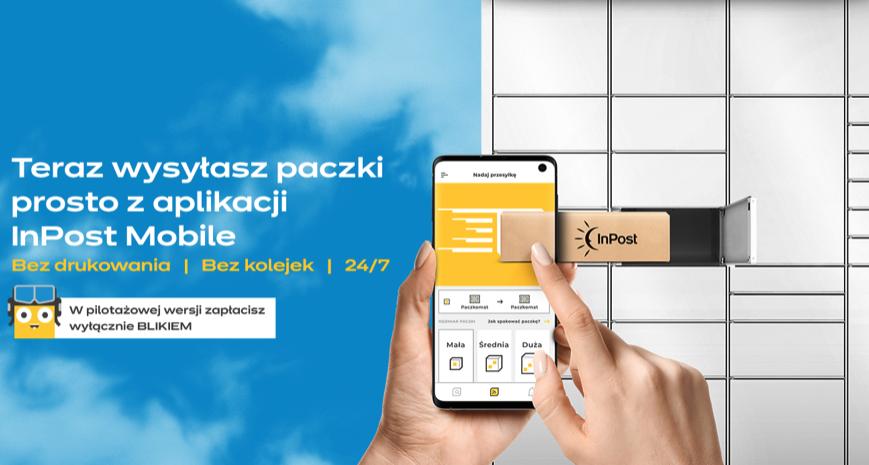 Aplikacja InPost Mobile w pełni zintegrowana z Huawei Mobile Services