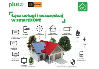 Telewizja internetowa OTT Cyfrowego Polsatu dołącza do programu smartDOM