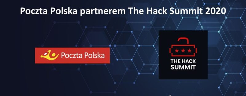 Poczta Polska partnerem konferencji The Hack Summit