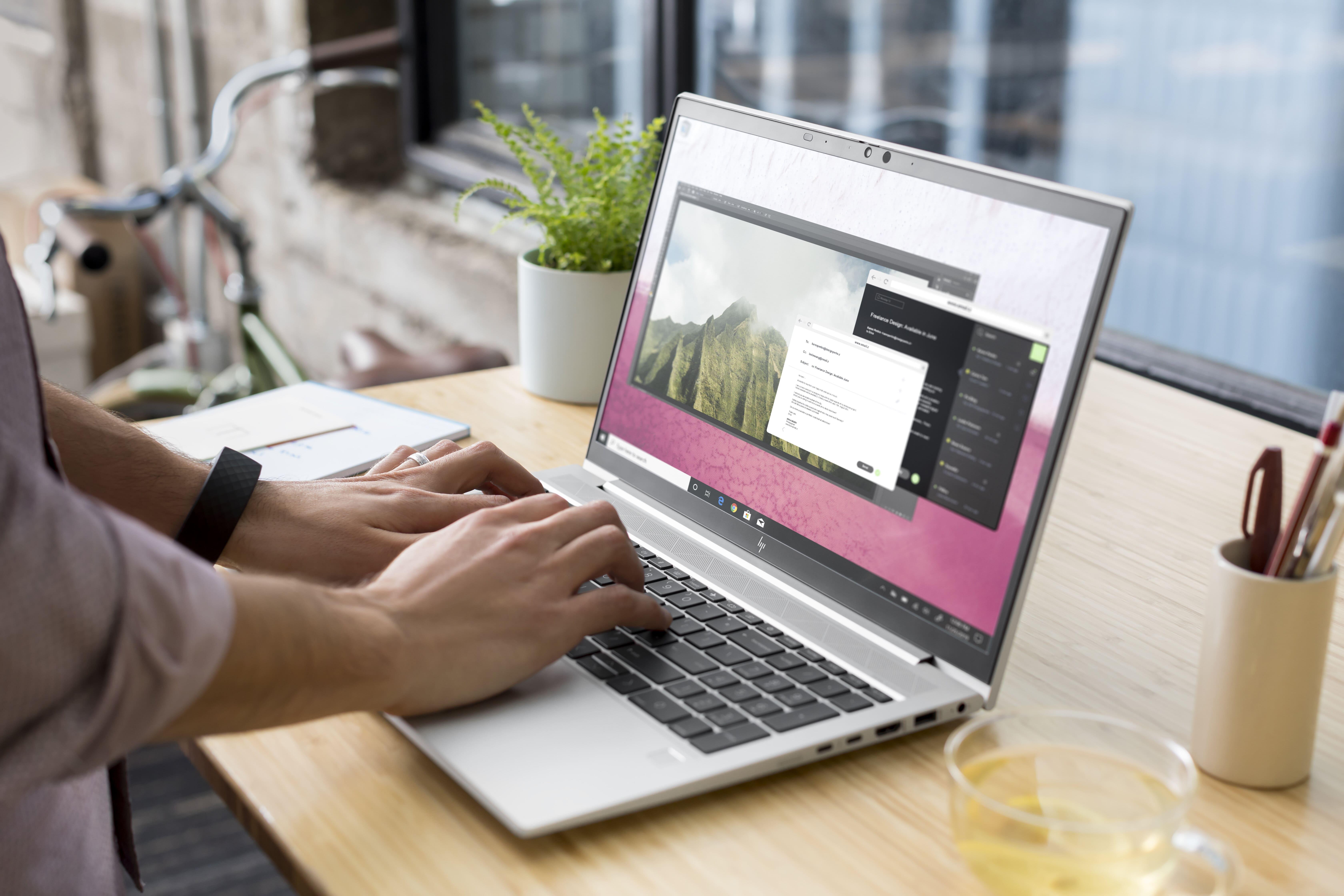 Nowe komputery i monitory HP zwiększają produktywność użytkowników biznesowych, zespołów IT i twórców